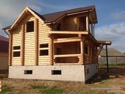 Профессиональная сборка деревянных домов и бань - foto 0