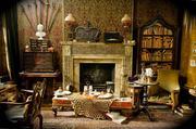 Викторианский стиль в интерьере - уместность