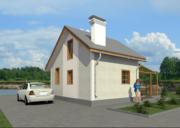 Строительство домов под ключ. Каталог готовых проектов. - foto 0