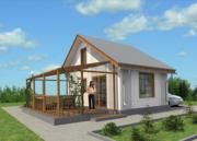 Строительство домов под ключ. Каталог готовых проектов. - foto 1