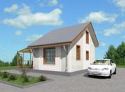 Строительство домов под ключ. Каталог готовых проектов. - foto 2