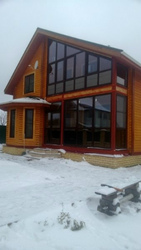 Строительство деревянных домов под ключ. - foto 0